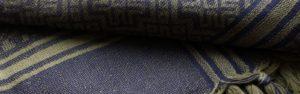 Намитка синя - хакі